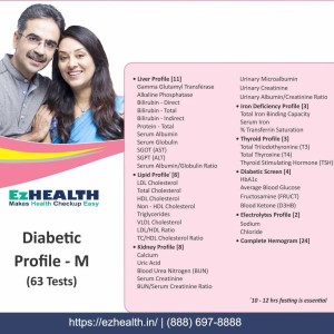 ezhealth-diabetic-profile-m