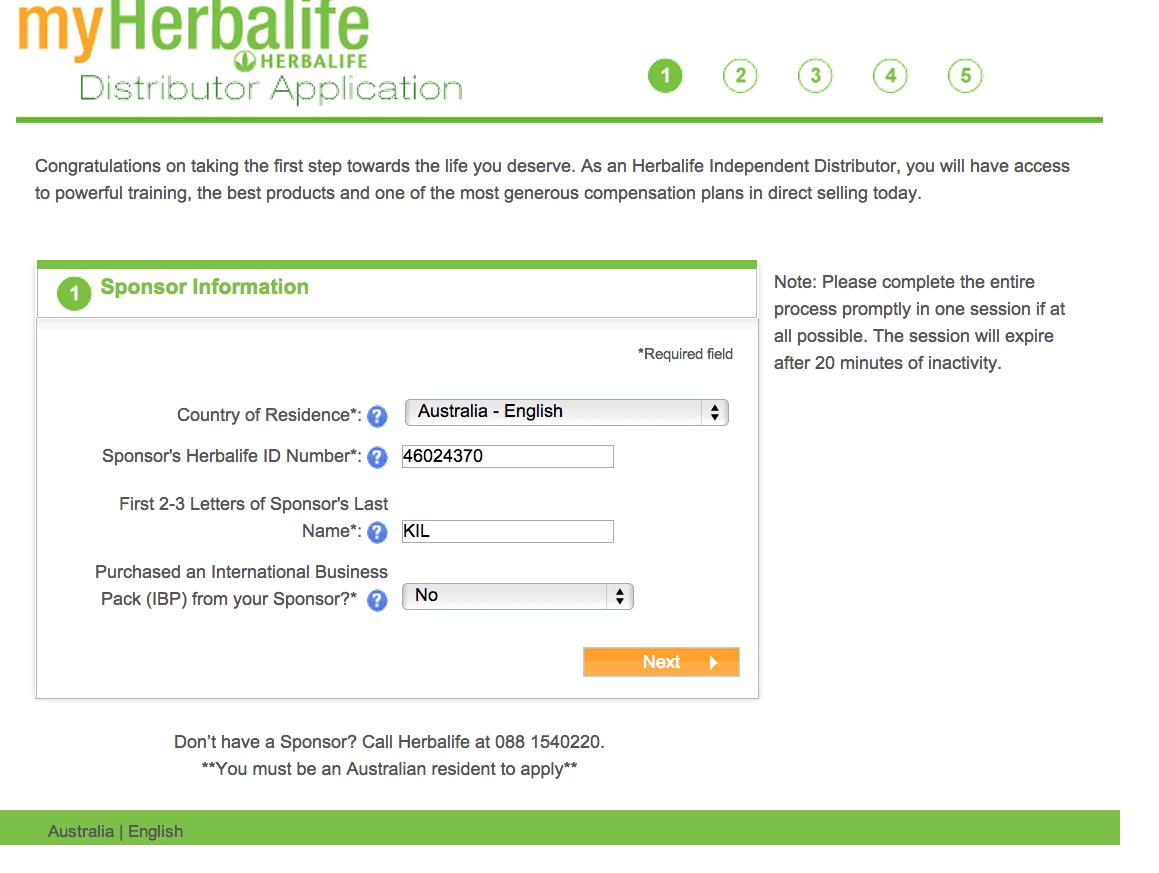 join herbalife | EZHB