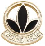 herbalife world team pin