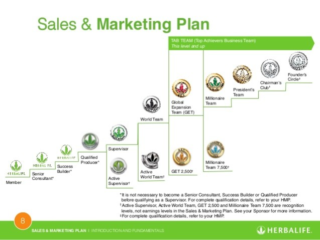 herbalife business plan