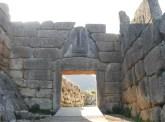 THE Lion Gate.