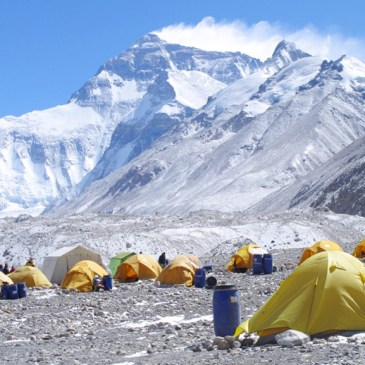 Top 10 Adventure Sports in Nepal