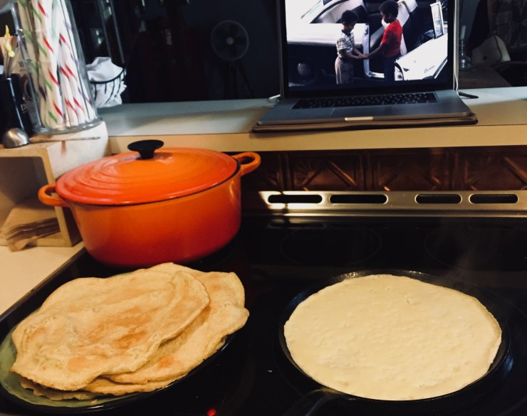 SOFT AND DELICIOUS PALEO TORTILLAS
