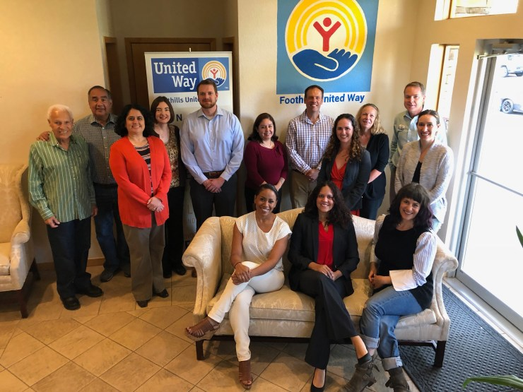 PIE United Way Graduates