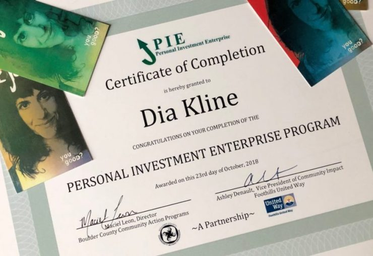 Dia Kline PIE Program