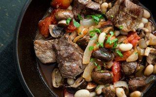 Quick-Beef-Stew-with-Mushrooms-and-White-Beans-