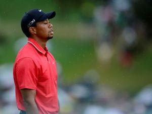 Tiger falls short at Masters