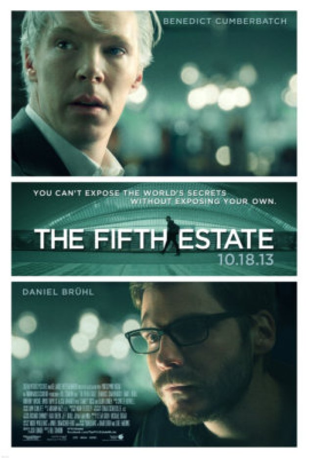 FifthEstate movie poster