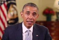 weekly address obama