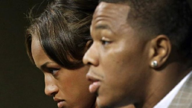 janay rice and ray