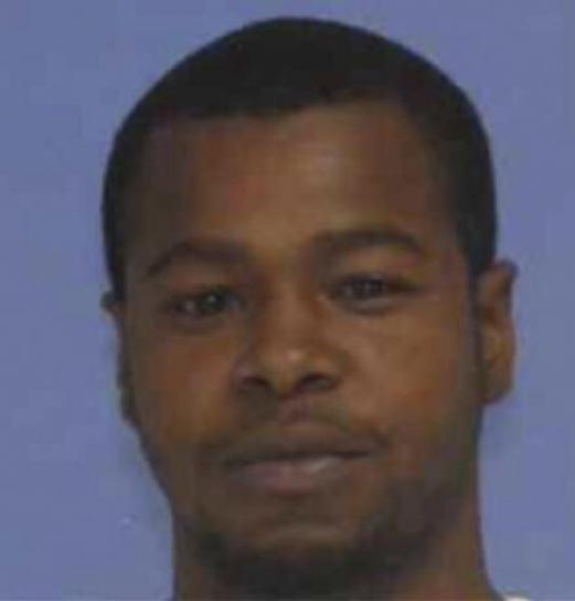 Marvin Banks, 29, is shown in this undated police handout photo provided by the Hattiesburg Police Department in Hattiesburg, Mississippi May 10, 2015.   REUTERS/Hattiesburg Police Dept/Handout via Reuters