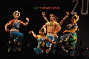 Virasat dance pose