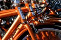 Rent-a-bike corral