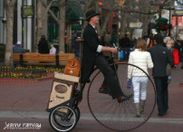 1800s Bicycle