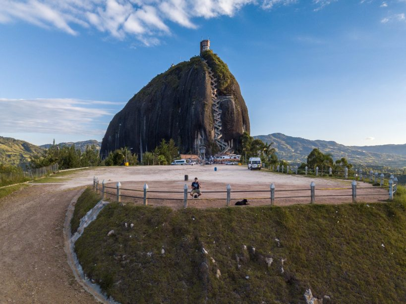 Guatape, La Piedra