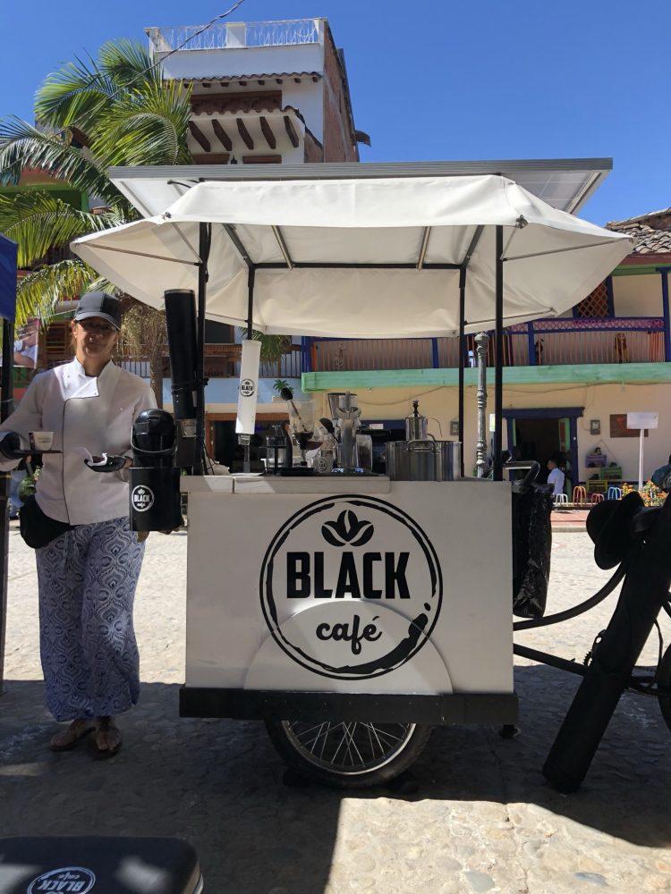 Black Hole Coffee, Guatape