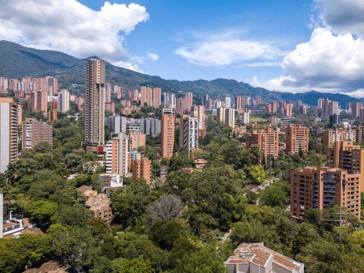 Poblado, Medellin
