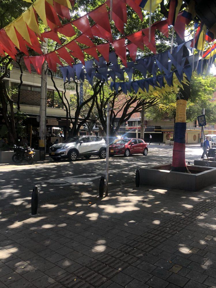 Medellin Backpacking