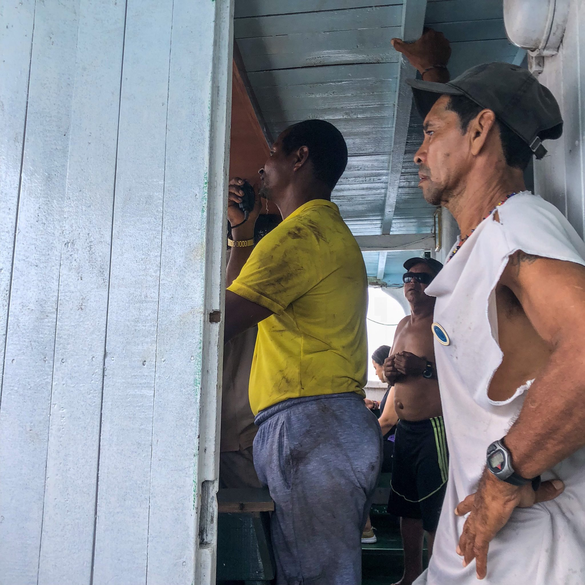 Nuqui Colombia: Stranded in the Pacific Ocean
