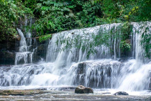 Lower Juan Curi Waterfall