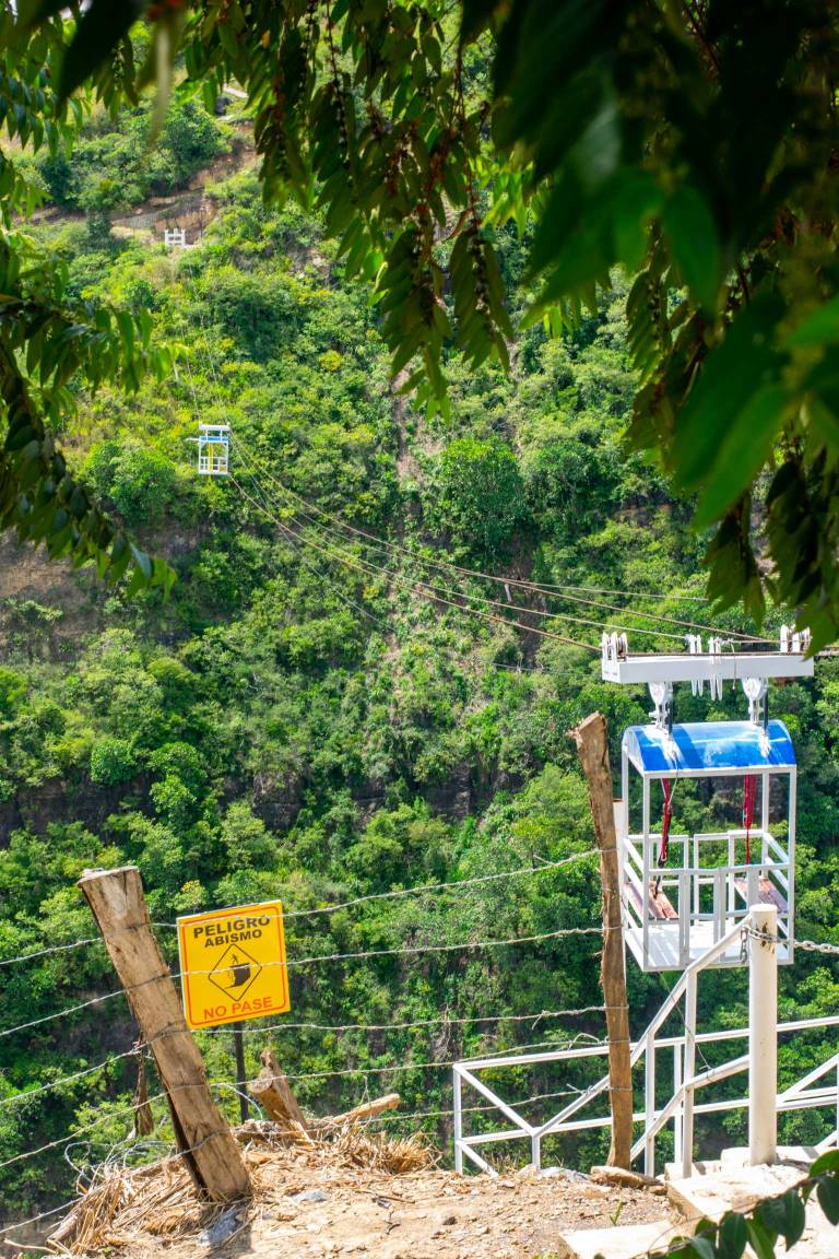 San Gil Bungee Jumping
