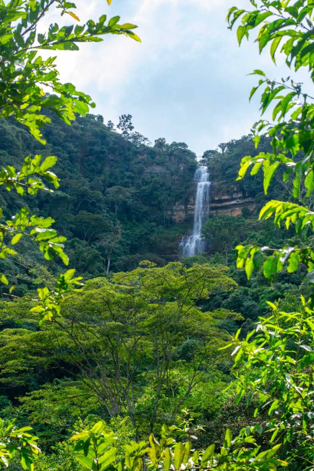 Juan Curi Waterfall