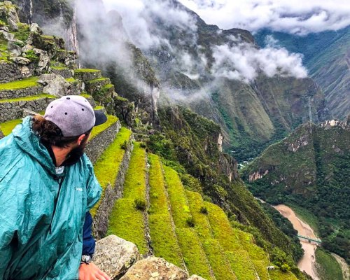 How to take the perfect selfie at Machu Picchu