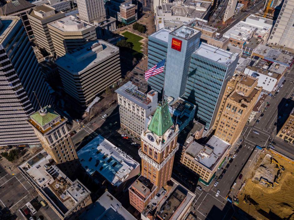 Tribune Tower, Oakland