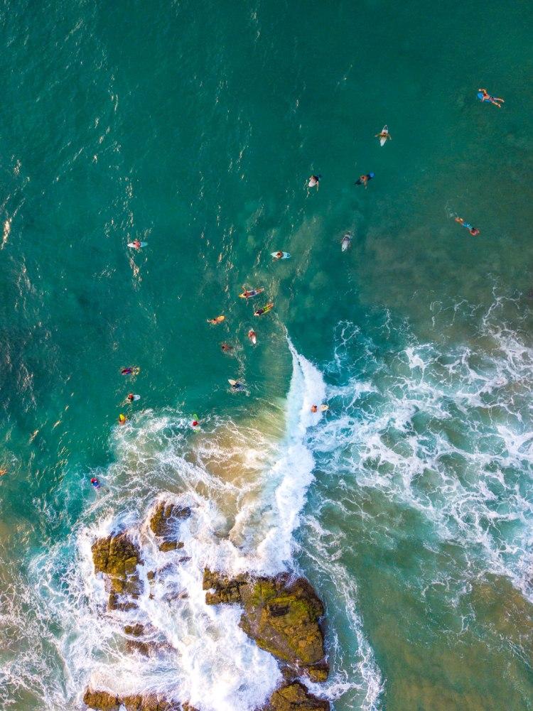 Oaxaca Surfing, Mexico