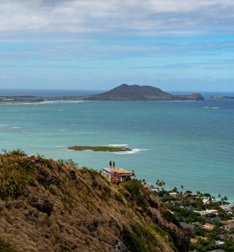 pillbox hiking hawaii