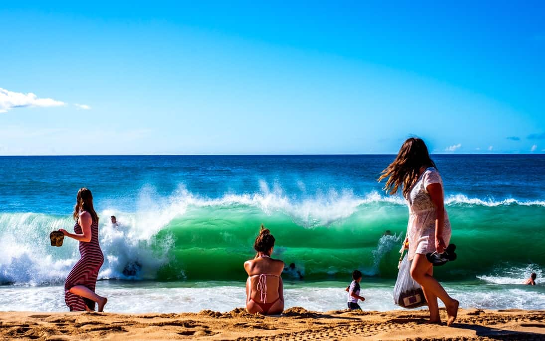 North Shore Hawaii: 5 Stops You Wan't To Make NOW