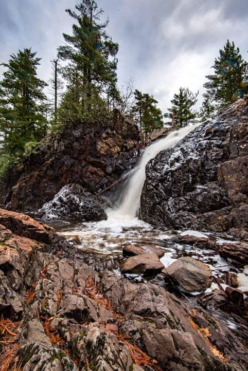 dead river falls