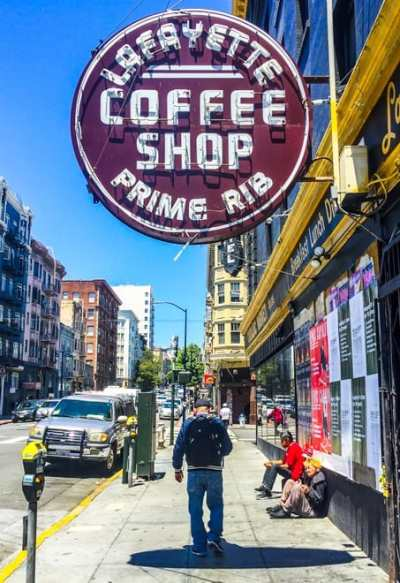san francisco coffee shops
