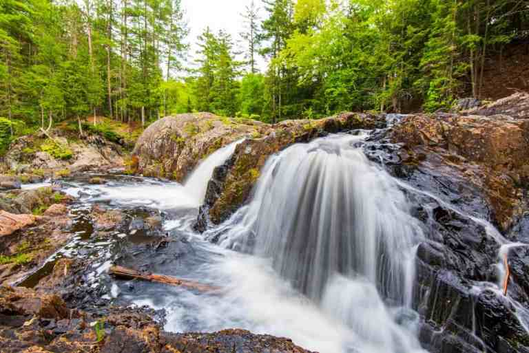 Marquette Waterfalls: MQT Waterfalls to enjoy today!