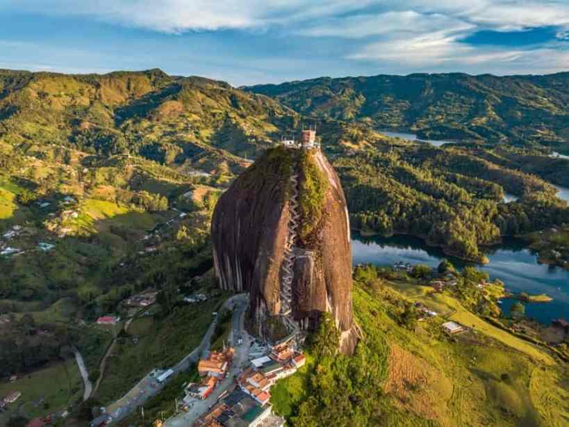 guatape travel