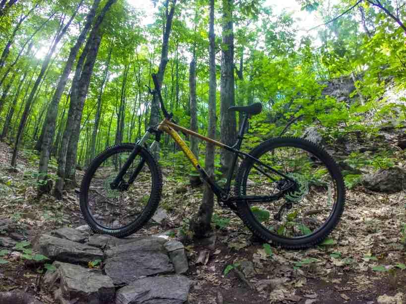 Marquette Michigan Mountain Biking