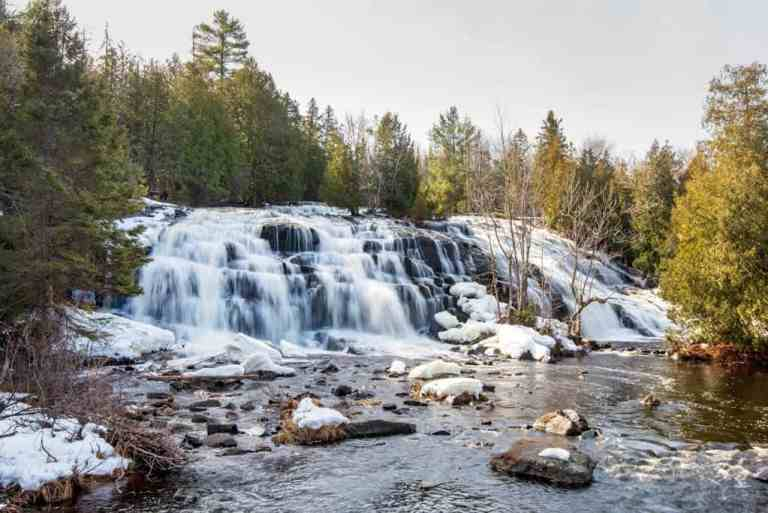 Bond Falls is the Best Waterfall in Michigan (Photos)