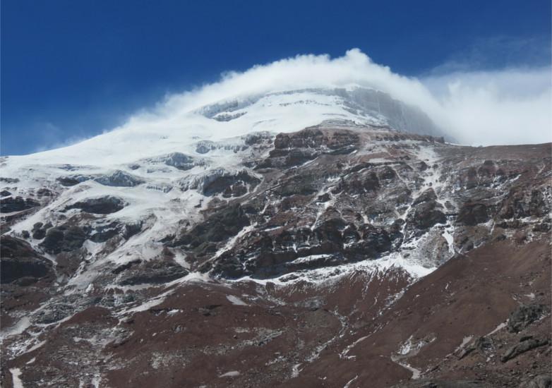 Matek Kamill: Ecuador az Őstörténet Chimborazoja