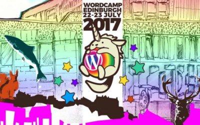 Looking Back at WordCamp Edinburgh 2017