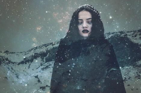 GHOST © Ezo Oneir, modelka: Daria Dąbrowska