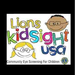 Lions Club - KidSight Program