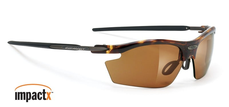 Rudy Project / Rydon / Demi Turtle w/ Action Brown Lenses | E-Z Optical
