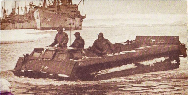 Немецкая антарктическая экспедиция 1938-1939 года