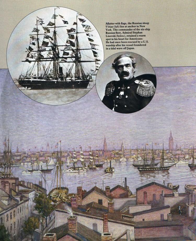 Lisovsky1 Адмирал Лисовский