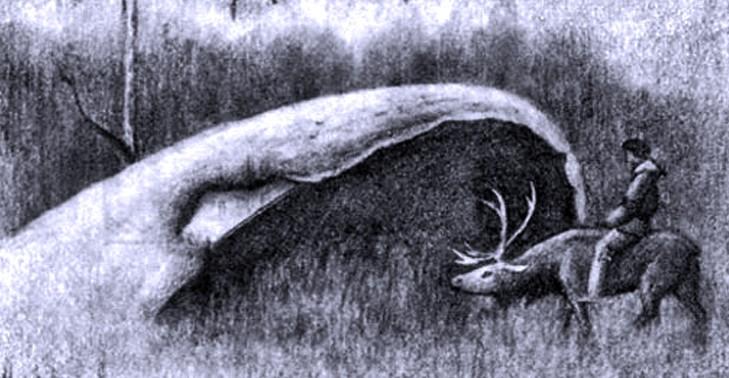 Долина смерти Якутия. Эзотерика