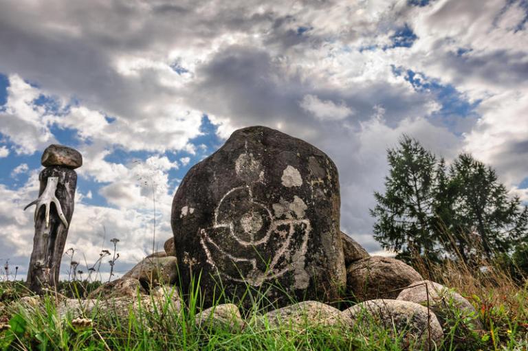 музей камней