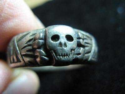 Кольцо СС «Мёртвая голова» (Totenkopfring der SS)