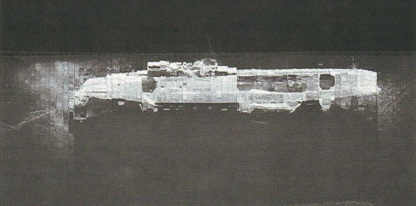 Zeppelin-on-the-bottom Граф Цеппелин на дне моря