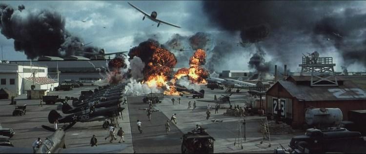 Нападение на Перл Харбор самолеты