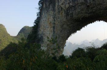 Лунные горы в Китае. Белая Шамбала.